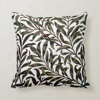 William Morris pattern, Willow Bough Throw Pillow