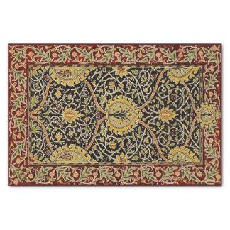 William Morris Persian Carpet Art Print Design Tissue Paper