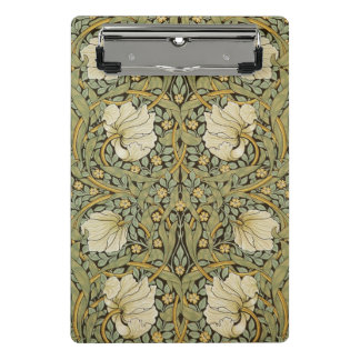 William Morris Pimpernel Vintage Pre-Raphaelite Mini Clipboard