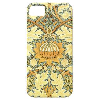 William Morris rich floral pattern iPhone 5 Case