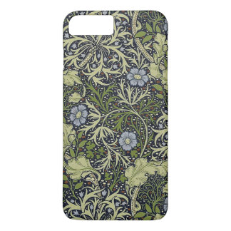 William Morris Seaweed Pattern Floral Vintage Art Case-Mate iPhone Case