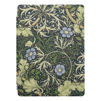 William Morris Seaweed Pattern Floral Vintage Art iPad Pro Cover