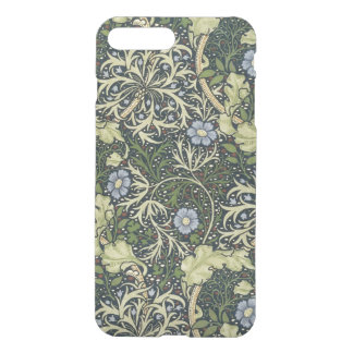 William Morris Seaweed Pattern Floral Vintage Art iPhone 8 Plus/7 Plus Case