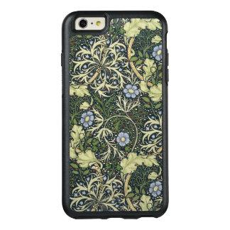William Morris Seaweed Pattern Floral Vintage Art OtterBox iPhone 6/6s Plus Case