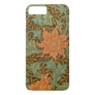 William Morris Single Stem Pattern Floral Vintage iPhone 7 Plus Case