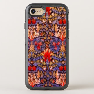 William Morris Snakeshead Decorative Pattern OtterBox Symmetry iPhone 8/7 Case
