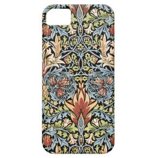 William Morris - Snakeshead Design iPhone 5 Case