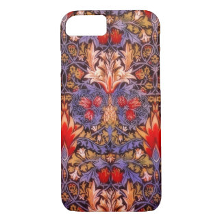 William Morris Snakeshead Vintage Floral iPhone 7 Case