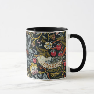 William Morris Song Mug