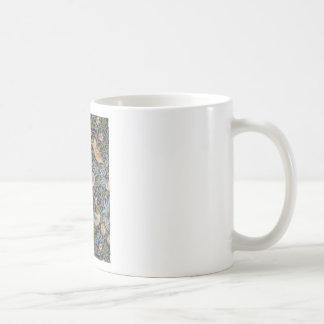 William Morris Strawberry Thief Design 1883 Coffee Mug