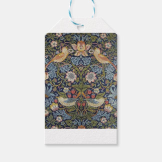 William Morris Strawberry Thief Design 1883 Gift Tags