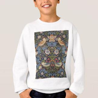 William Morris Strawberry Thief Design 1883 Sweatshirt