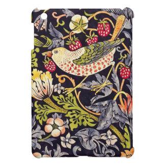 William Morris Strawberry Thief Floral Art Nouveau Case For The iPad Mini