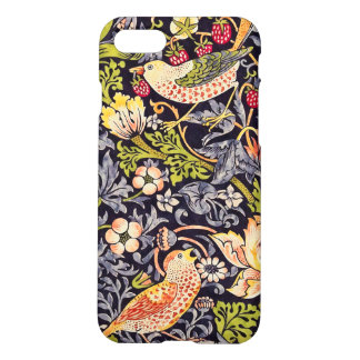 William Morris Strawberry Thief Floral Art Nouveau iPhone 8/7 Case