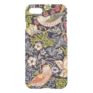 William Morris Strawberry Thief Floral Art Nouveau iPhone 8/7 Case