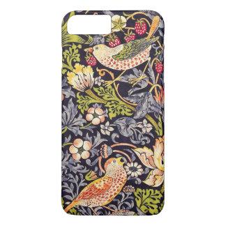 William Morris Strawberry Thief Floral Art Nouveau iPhone 8 Plus/7 Plus Case