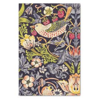 William Morris Strawberry Thief Floral Art Nouveau Tissue Paper