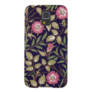 William Morris Sweet Briar Floral Art Nouveau Cases For Galaxy S5