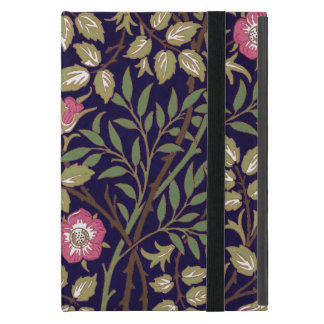 William Morris Sweet Briar Floral Art Nouveau Cover For iPad Mini