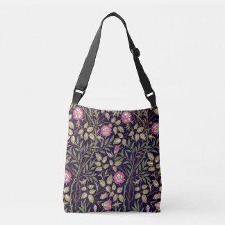 William Morris Sweet Briar Floral Art Nouveau Crossbody Bag