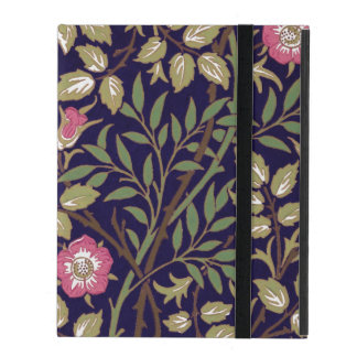 William Morris Sweet Briar Floral Art Nouveau iPad Case