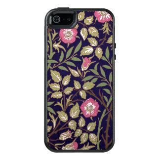 William Morris Sweet Briar Floral Art Nouveau OtterBox iPhone 5/5s/SE Case