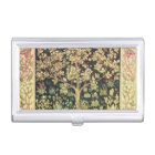 William Morris Tree Of Life Vintage Pre-Raphaelite Business Card Holder