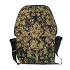 William Morris Tree Of Life Vintage Pre-Raphaelite Commuter Bag
