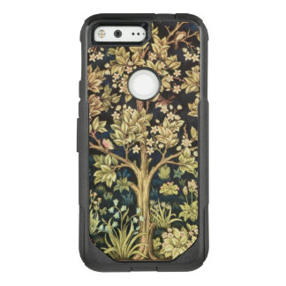 William Morris Tree Of Life Vintage Pre-Raphaelite OtterBox Commuter Google Pixel Case