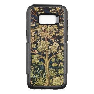 William Morris Tree Of Life Vintage Pre-Raphaelite OtterBox Commuter Samsung Galaxy S8+ Case