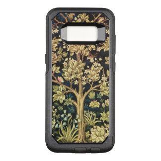 William Morris Tree Of Life Vintage Pre-Raphaelite OtterBox Commuter Samsung Galaxy S8 Case