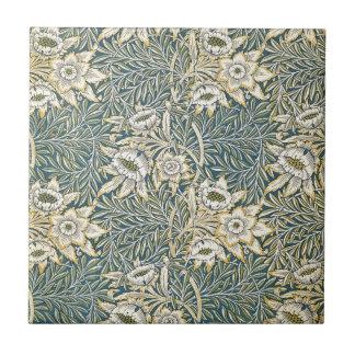 William Morris Tulip and Willow Tile