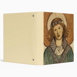 William Morris Vintage Angel Vinyl Binder