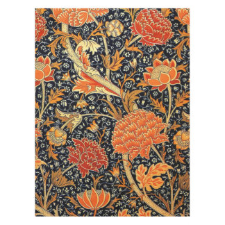 William Morris vintage pattern, Cray Tablecloth
