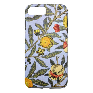 William Morris vintage pattern, Fruit iPhone 8 Plus/7 Plus Case