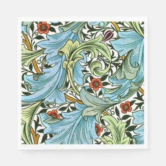 William Morris vintage pattern - Granville Paper Napkin