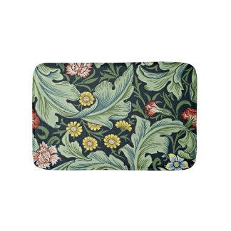 William Morris vintage pattern - Leicester Bath Mat