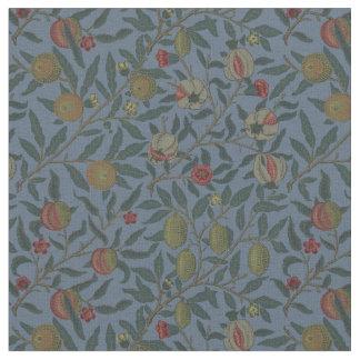 William Morris Vintage Pomegranate Pattern Fabric