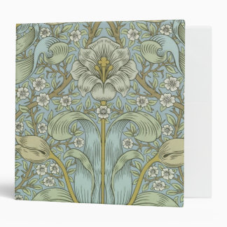 William Morris Vintage Spring thicket Floral Desig Binders