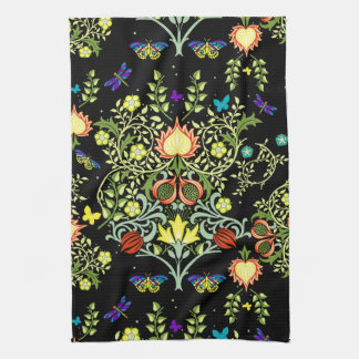 William Morris Vintage Wallpaper Kitchen Towel