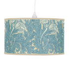William Morris Wallpaper Designs Pendant Lamp