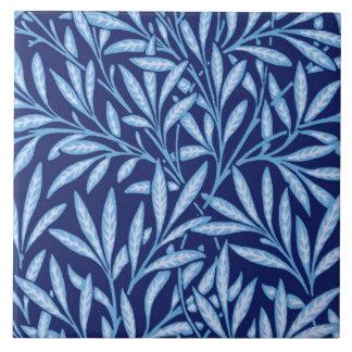 William Morris Willow Pattern, Cobalt Blue Tiles