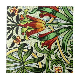 William Morris - Woodland Tile