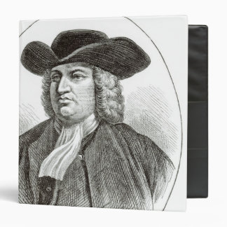 William Penn  engraved by Josiah Wood Whymper Binders