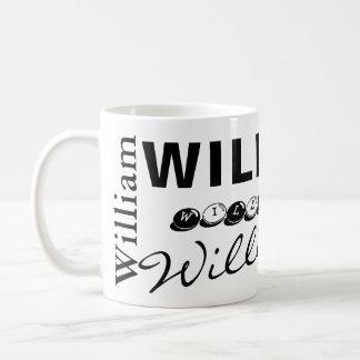 WILLIAM - Personalize The Mug
