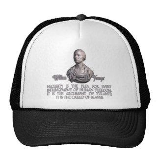 William Pitt the Younger on Necessity Trucker Hat