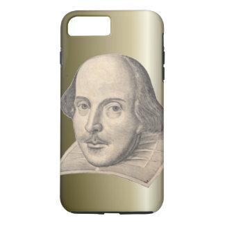 William Shakespeare Bust - First Folio iPhone 7 Plus Case