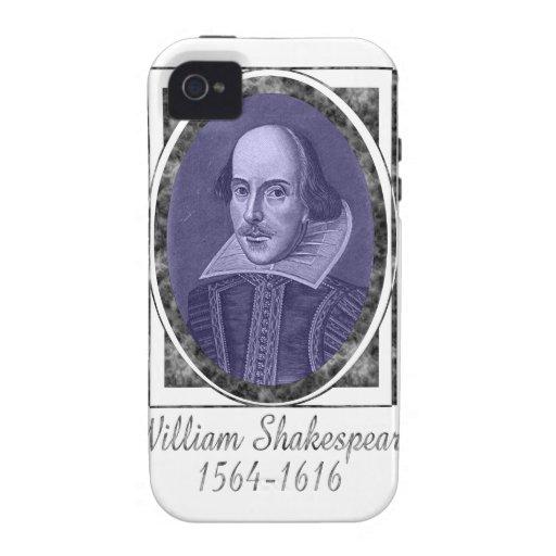 William Shakespeare Vibe iPhone 4 Case