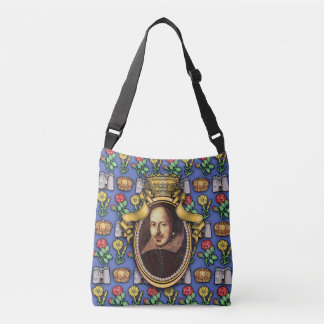 William Shakespeare Crossbody Bag