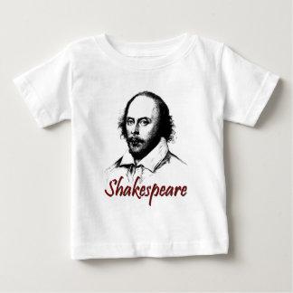 William Shakespeare Etching Baby T-Shirt
